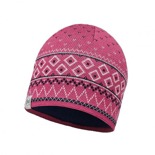 61db4a5087c2 v15.gr-Unisex Knitted   Polar Hat Buff Edna Purple-Buff