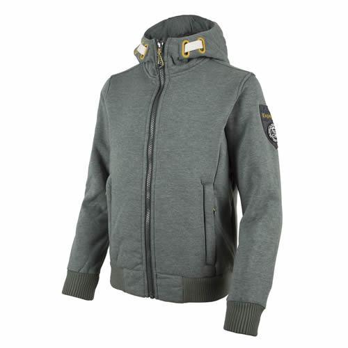 v15.gr-Boy s Fleece Jacket Fix Hood Olive-CMP Campagnolo 9365678c39c