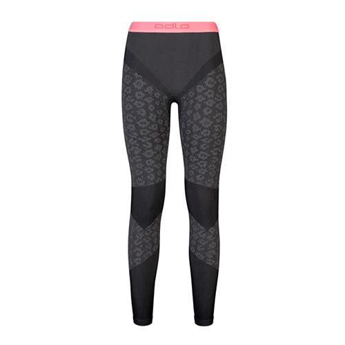 a200379aaca v15.gr-Womens Blackcomb Evolution Warm Pants Grey/Pink-Odlo