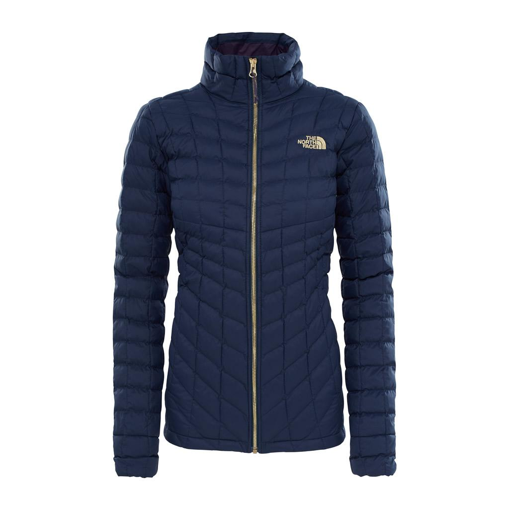 27c7f989748 Womens Thermoball Fullzip Jacket Urban Navy · The North Face. Γυναικείο  Μονωμένο Μπουφάν T93BRLH2G