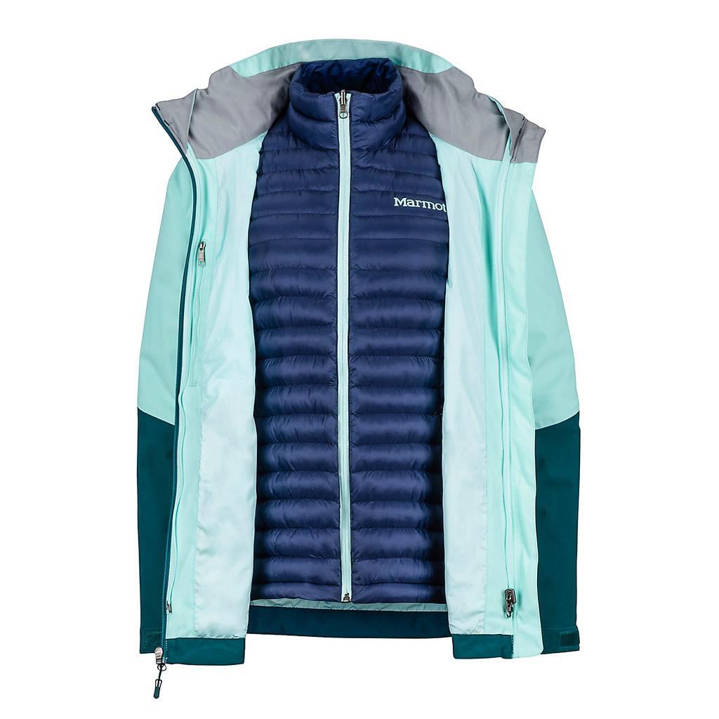 v15.gr-Γυναικεία Ρούχα-Μονωμένα Μπουφάν-Marmot c6138d9050f
