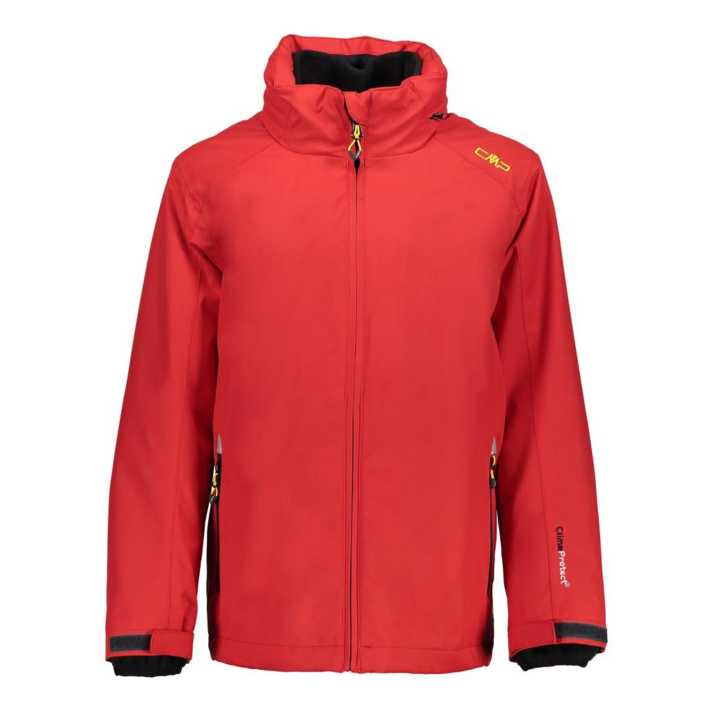 v15.gr-Βoys 3-Ιn-1 Jacket Red-CMP Campagnolo 8d5c87a5a38